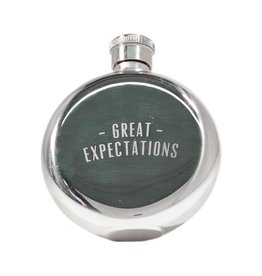 Izola Great Expectations 3oz. Flask