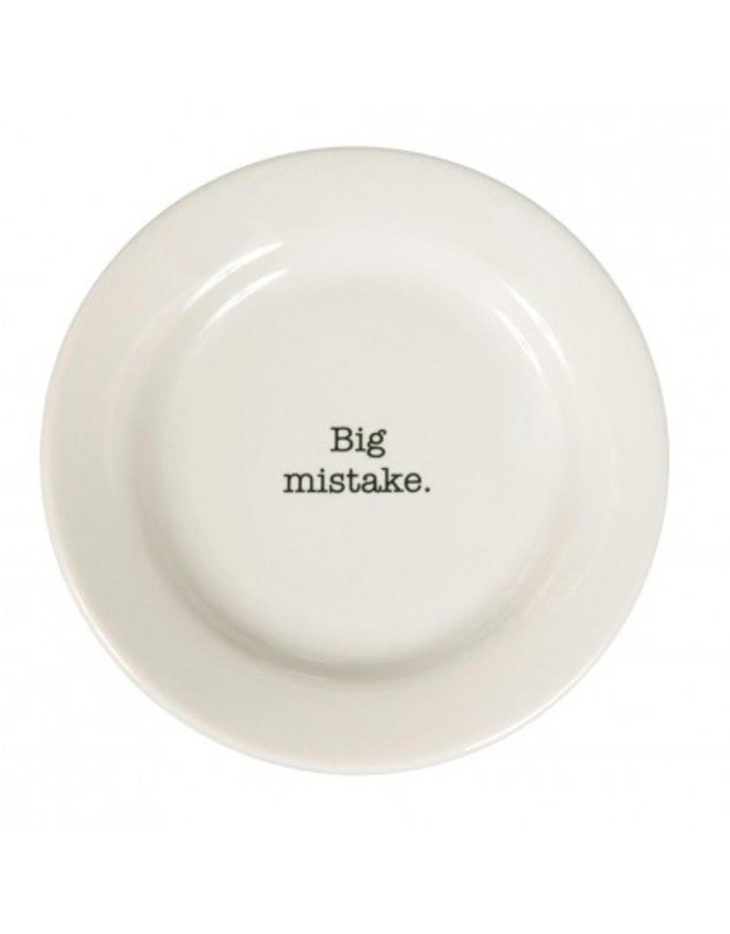 Fishs Eddy Intervention-ware Side Plate