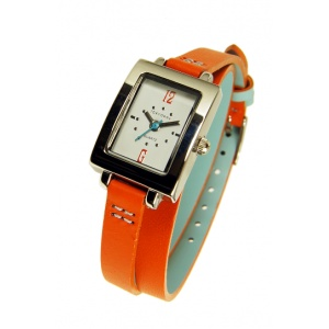 Neo Watch- Orange and Blue