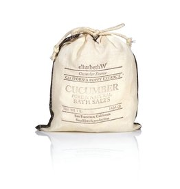 Cucumber Bath Salts, 16 oz.