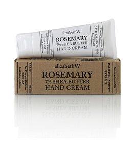 Elizabeth W Rosemary Hand Creme 3.3 fl. oz.