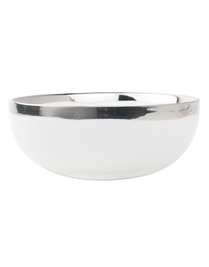 Canvas Home Dauville Cereal Bowl in Platinum