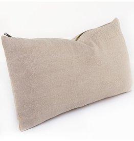 Adelene Simple Cloth Flour Sack + Modern Micro Piping, Prickly Pear