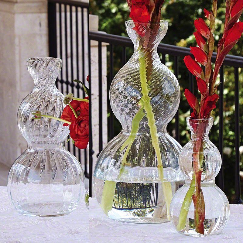 Stacked Sphere Vase-Optic-Med
