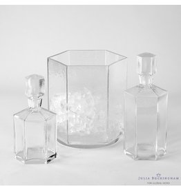 Global Views Hex Ice Bucket by Julia Buckingham