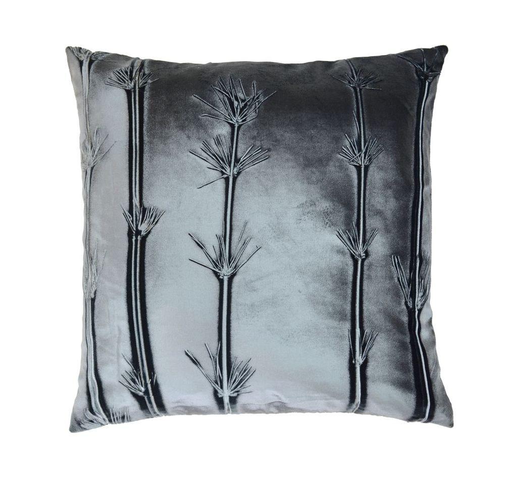 "20""x20"" Pillow, Signature Velvet, Bamboo/Moonrise in Solana"