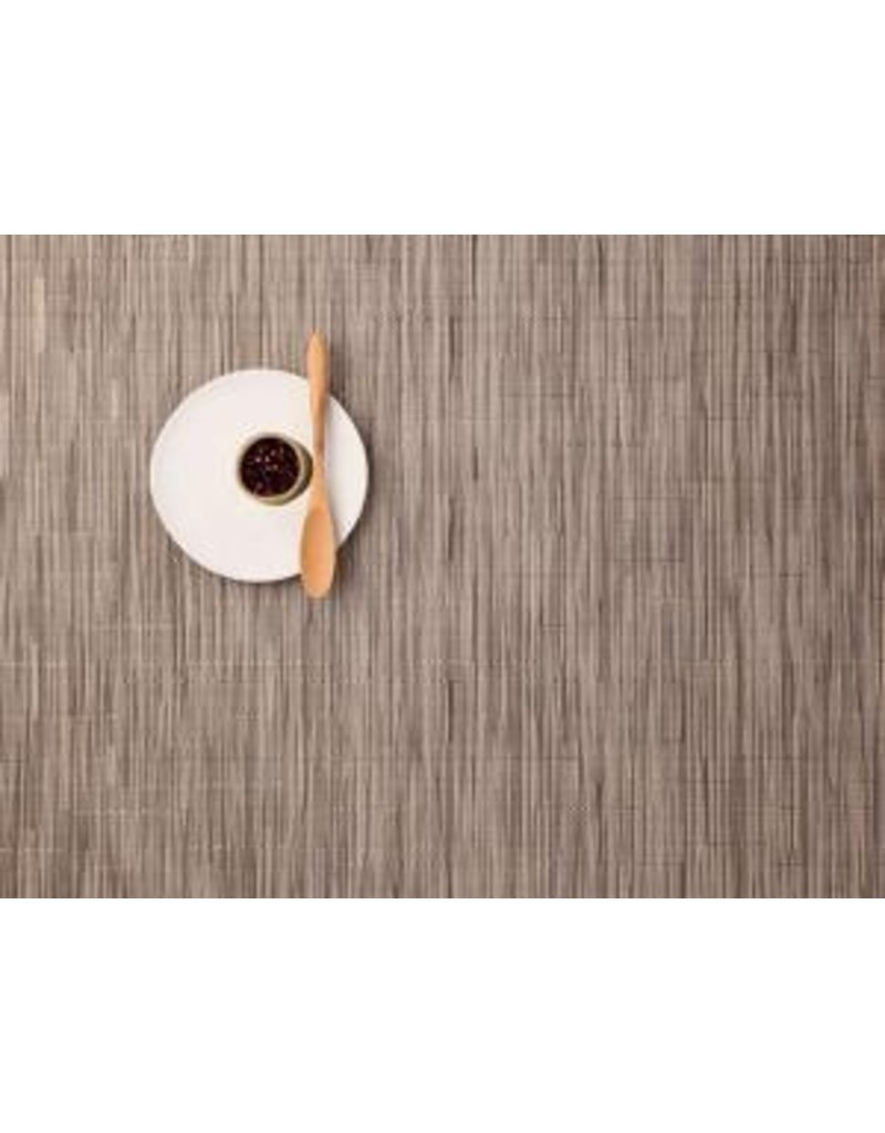 Chilewich Bamboo Table Mat 14x19 DUNE