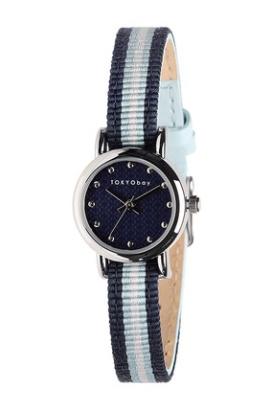 TokyoBay Inc. Minno Watch in Blue