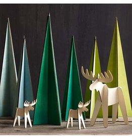 Design Ideas Yule™ tree (extra large:emerald)