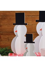 Design Ideas Festive™ snowman (extra large)
