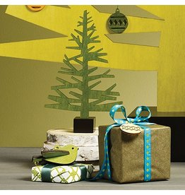 Design Ideas Alpine™ tree (extra small:light green)
