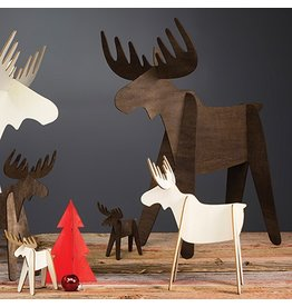 Design Ideas Alpine™ moose (small:natural)