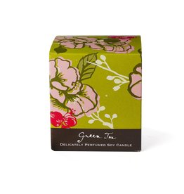 Soap and Paper Factory Soy Candle, Green Tea