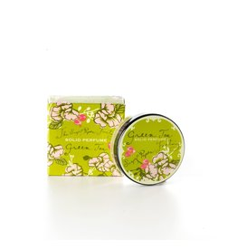 Soap and Paper Factory Solid Fragrance, Green Tea