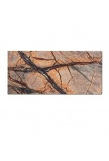 Be Home Forest Marble Rectangular Platter, Small