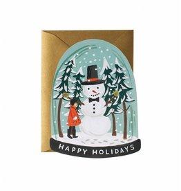 Rifle Paper Co. Snow Globe Card