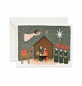 Rifle Paper Co. Nativity Card