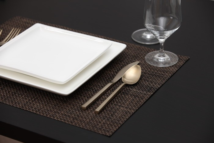 SS Titan PVD Arezzo Brushed Gold 5pc Place Setting, Boxed