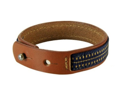 The Samu Cuff-Blue