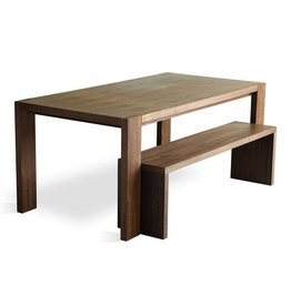 Plank Dining Bench