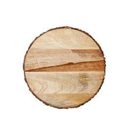 """Couleur Nature Acacia Wood Trivet 4"""""""