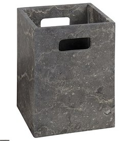 Box Black Marble