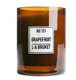 LA Bruket No. 151 Grapefruit Candle