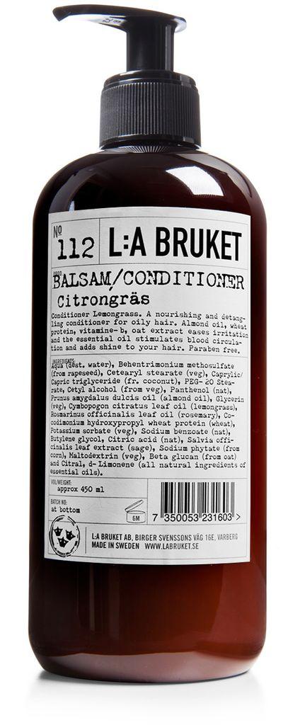 No. 112 Conditioner Lemongrass