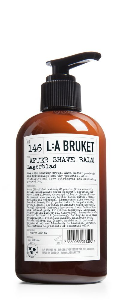 No. 146 After Shave Balm Laurel Leaf