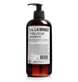 LA Bruket No. 074 Cucumber / Mint Liquid Soap, 450mL