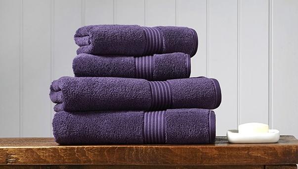 Supreme Hygro Guest Towel THISTLE