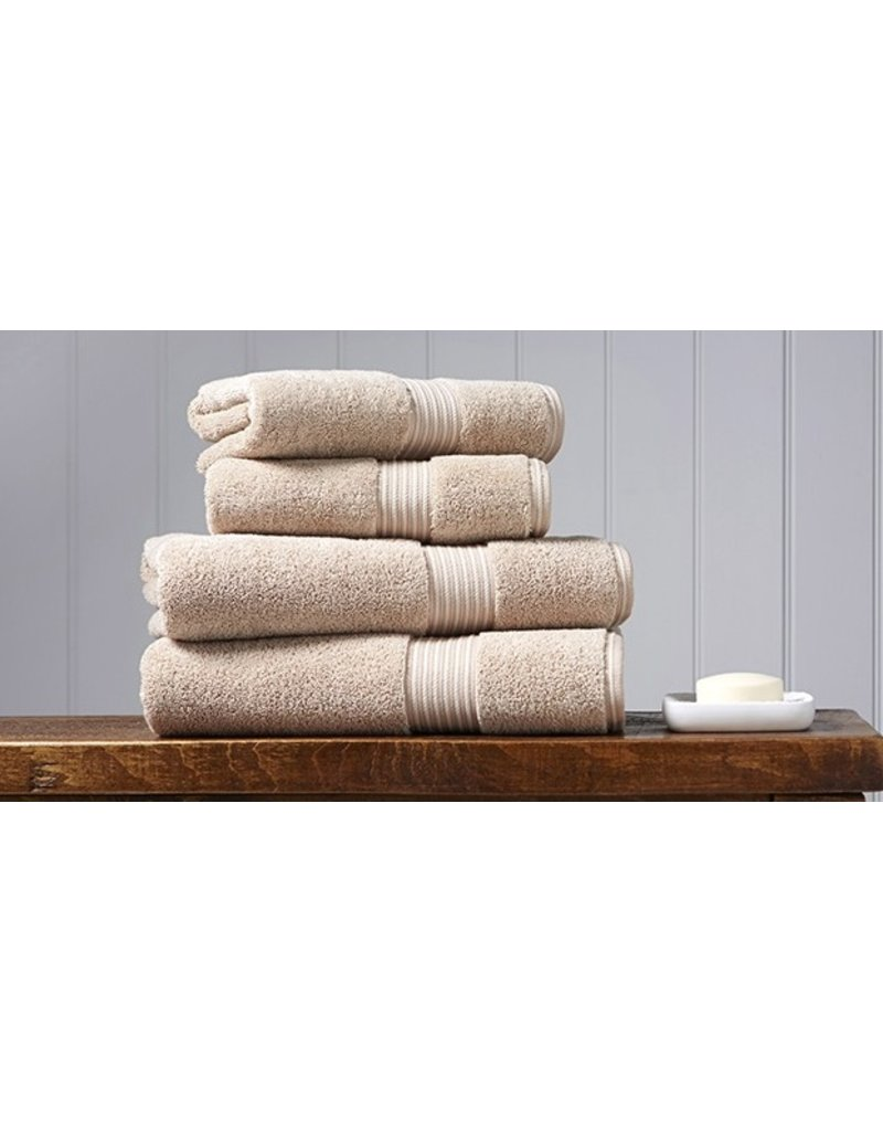 Christy Lifestyle LLC Supreme Hygro Guest Towel STONE
