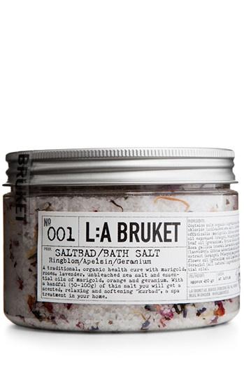 No. 01 Marigold/Orange/Geranium Bath Salts, 450g
