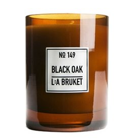 LA Bruket No. 149 Black Oak Candle