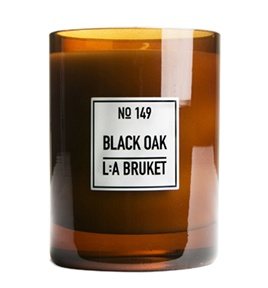 No. 149 Black Oak Candle