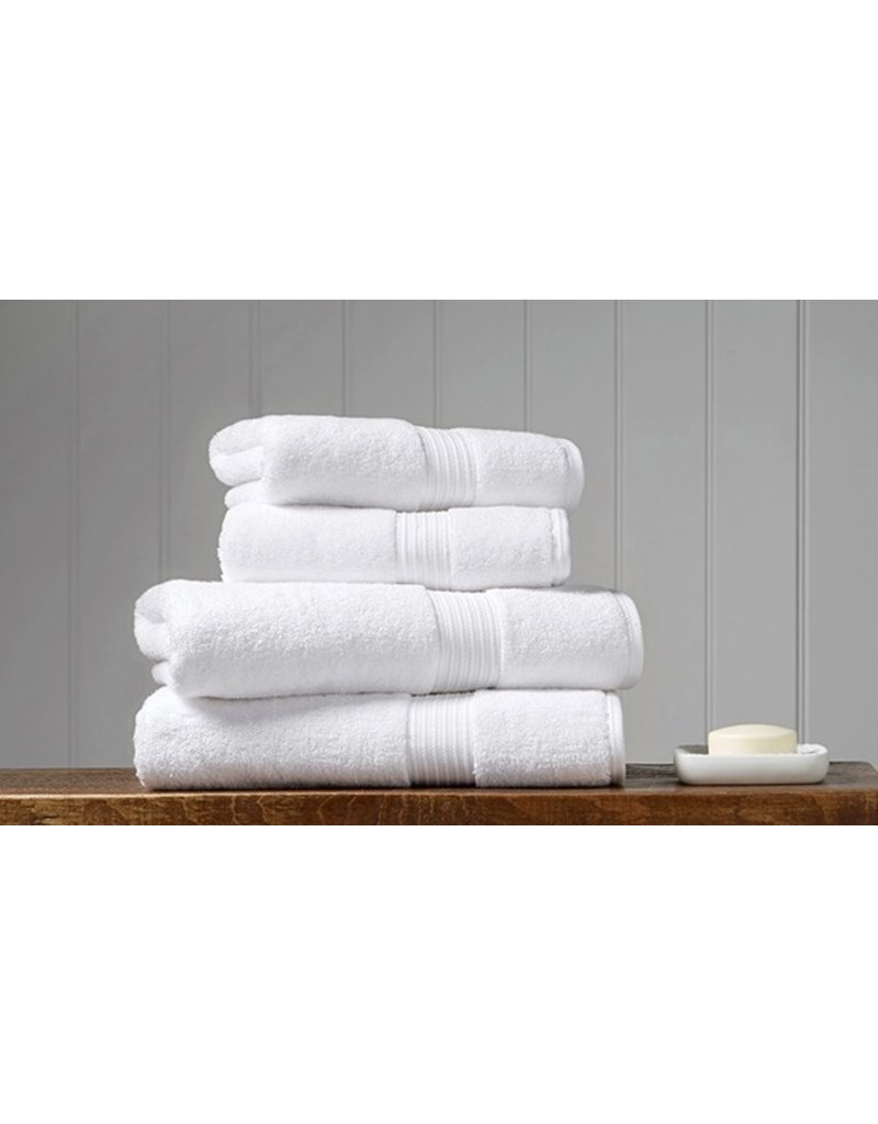 Christy Lifestyle LLC Supreme Hygro Guest Towel WHITE