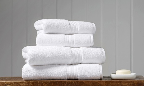 Supreme Hygro Bath Towel WHITE