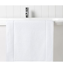 Christy Lifestyle LLC Supreme Hygro Tub Mat WHITE