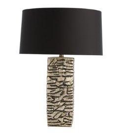 Swanson Lamp,H: 27in Dia: 19in
