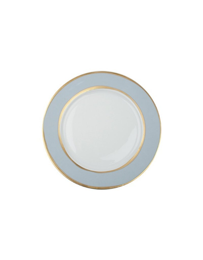 Canvas Home La Vienne Dinner Plate in Blue