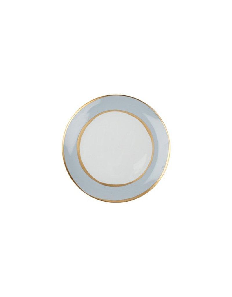 Canvas Home La Vienne Salad Plate in Blue
