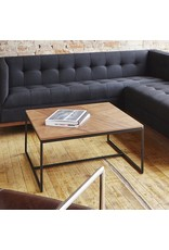 Tobias Coffee Table, Square