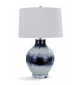 Regina Andrew Indigo Lamp
