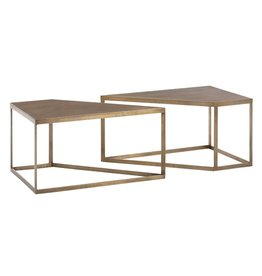 Arteriors Austin Cocktail Table, Set of 2