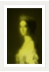 "Art Addiction 35""x47"" Yellow Ghost Woman"