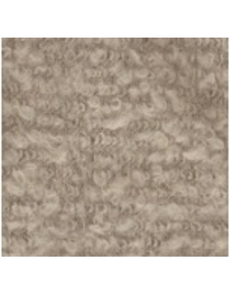 Ann Gish PILLOW BOUCLE IN OYSTER