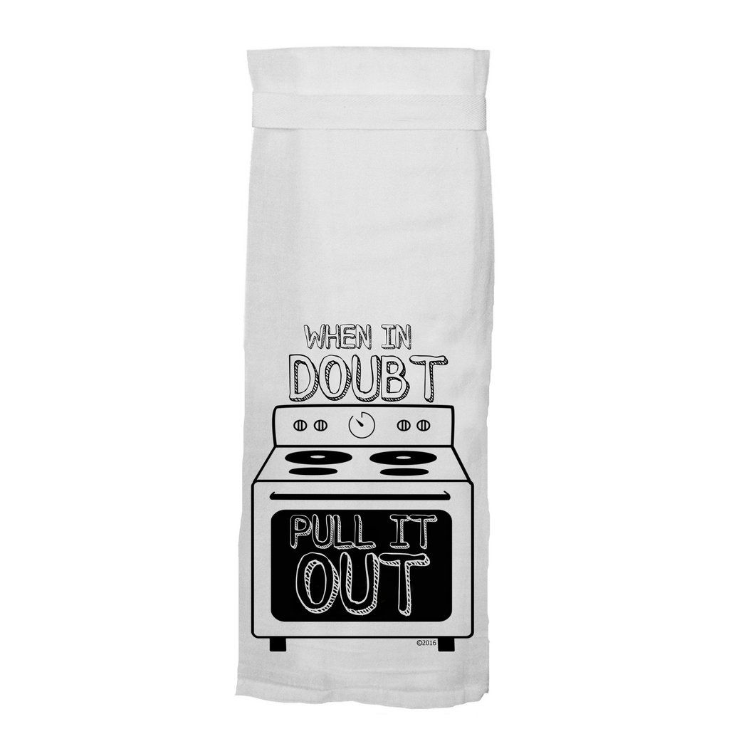 Pull Out Kitchen Towel