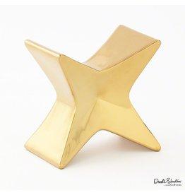 Global Views Serra Objet- Gold