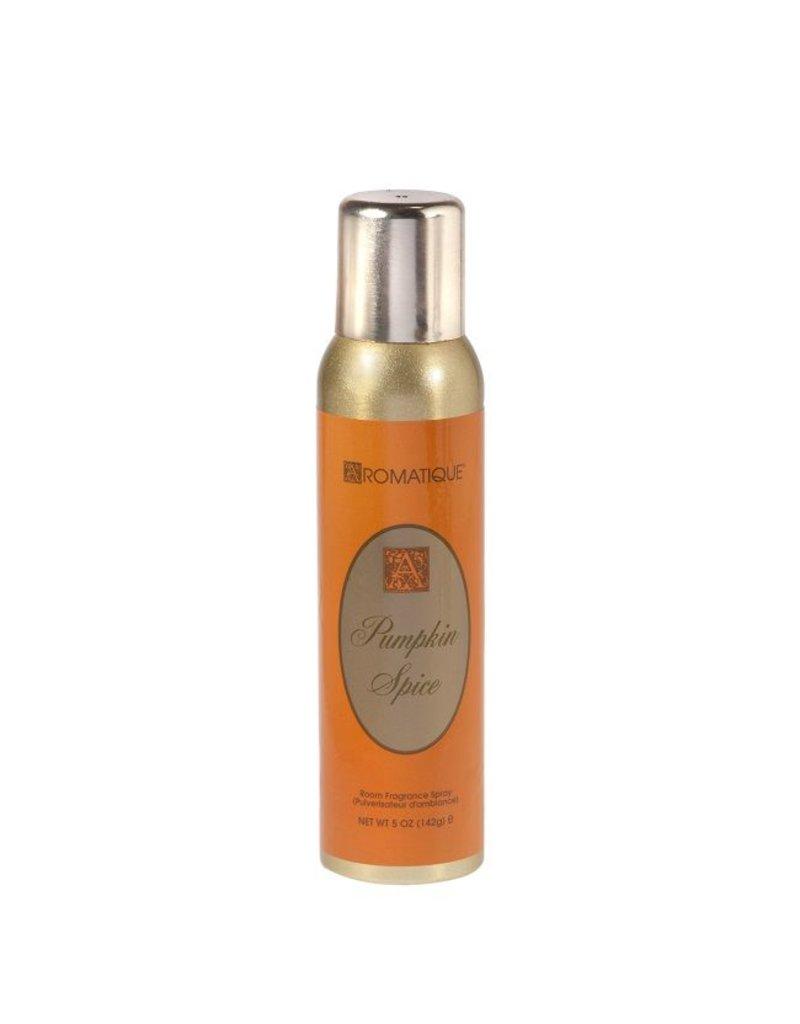 Aromatique Aerosol Room Spray, Pumpkin Spice