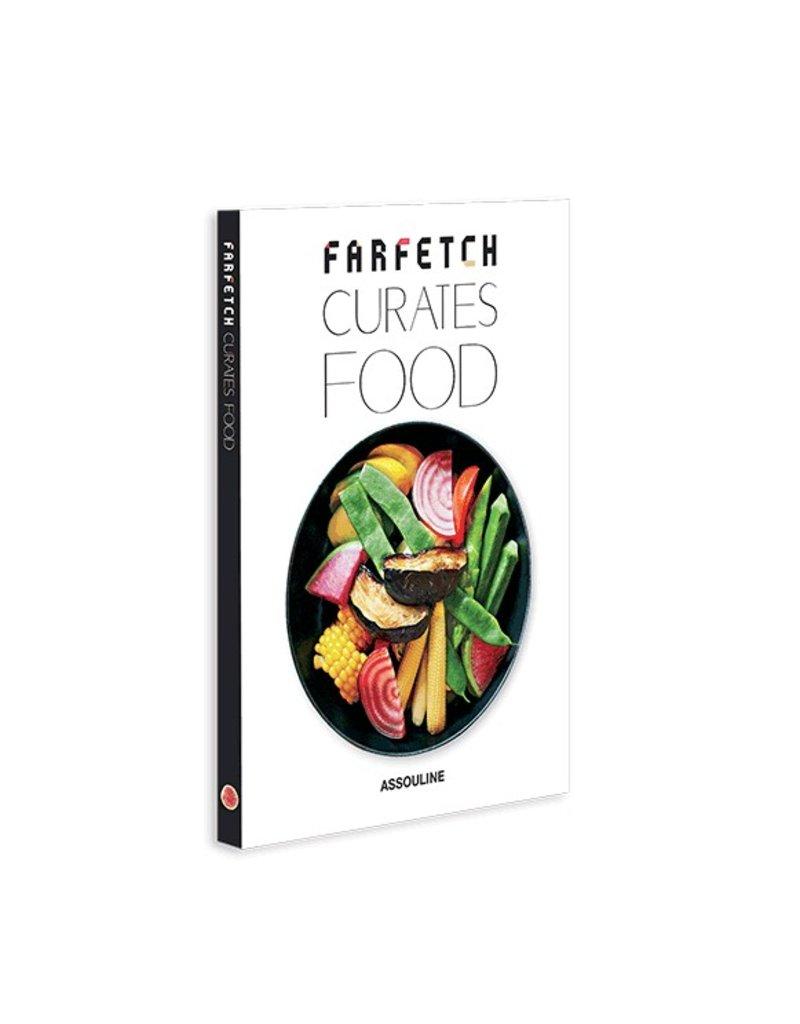 Assouline Farfetch Curates Food